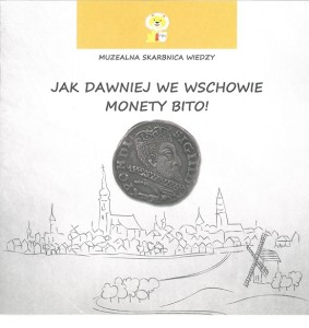 Jak dawniej weWschowie monety bito! - okładka