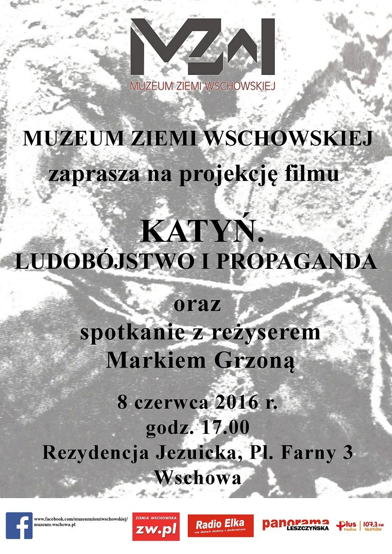 Katyń projekcja filmu1nastrone