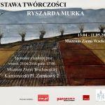 Plakat Ryszard Murka w1